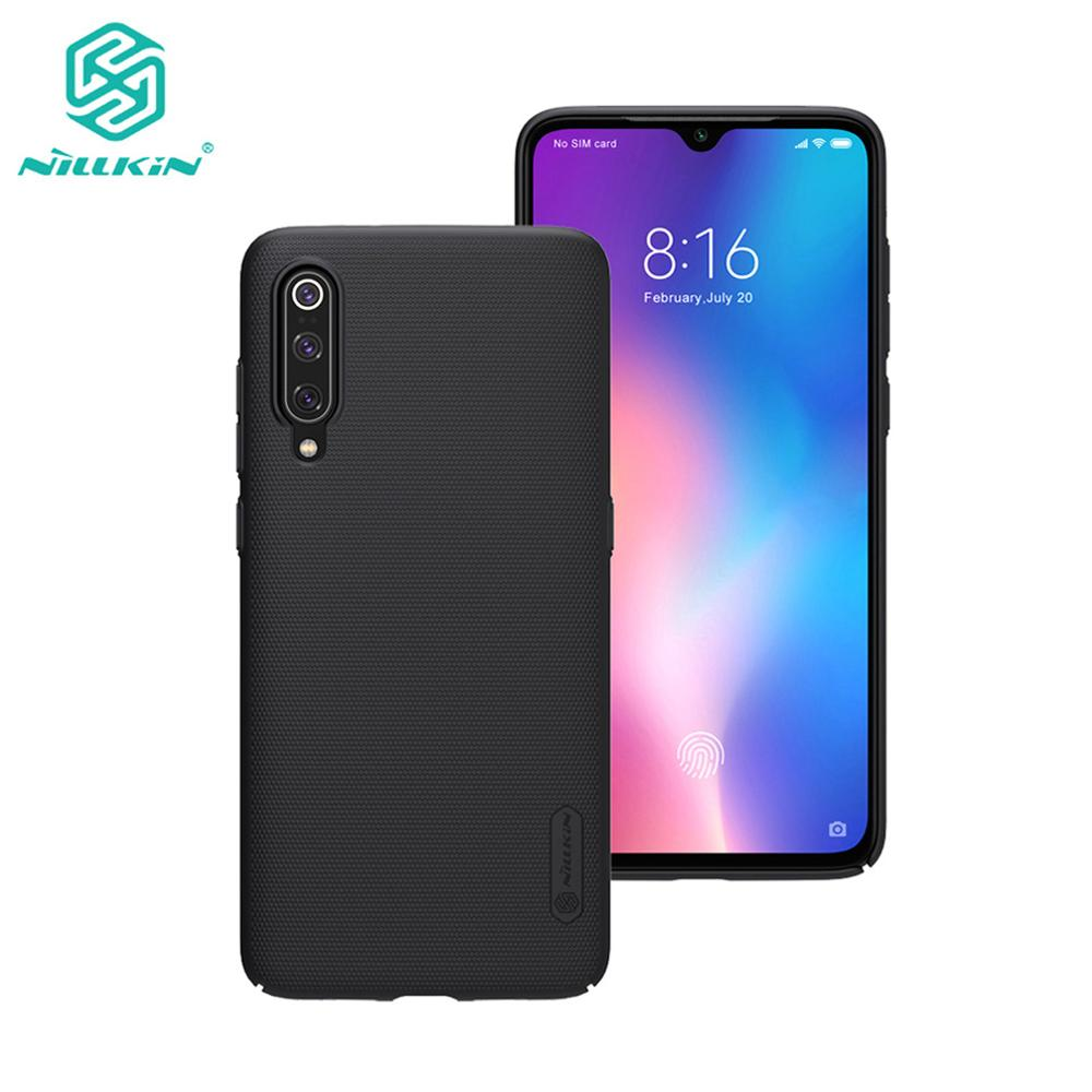 For Xiaomi Mi 9 Case for Xiaomi mi 9 SE Cover Nillkin Frosted Shield PC Hard Back Cover Case for Xia