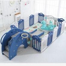 Clôtures de jeux éducatifs pour enfants   Barrière de Protection de lenvironnement, clôture de sécurité, équipement dactivités, pour jeux éducatifs