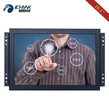 """K101TC-ABHUV-D/10.1 """"1280x800 1610 720p 1080p boîtier en métal intégré cadre ouvert lecteur multi-point capacitif tactile LCD moniteur"""