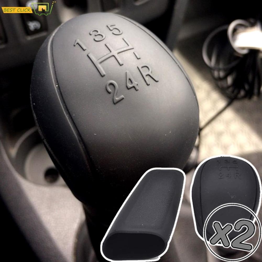 Авто ручной силиконовый рычаг переключения передач крышка ручного тормоза тормозная Защита рукоятка переключения передач для Kia Rio 3 4 Solaris Qashqai