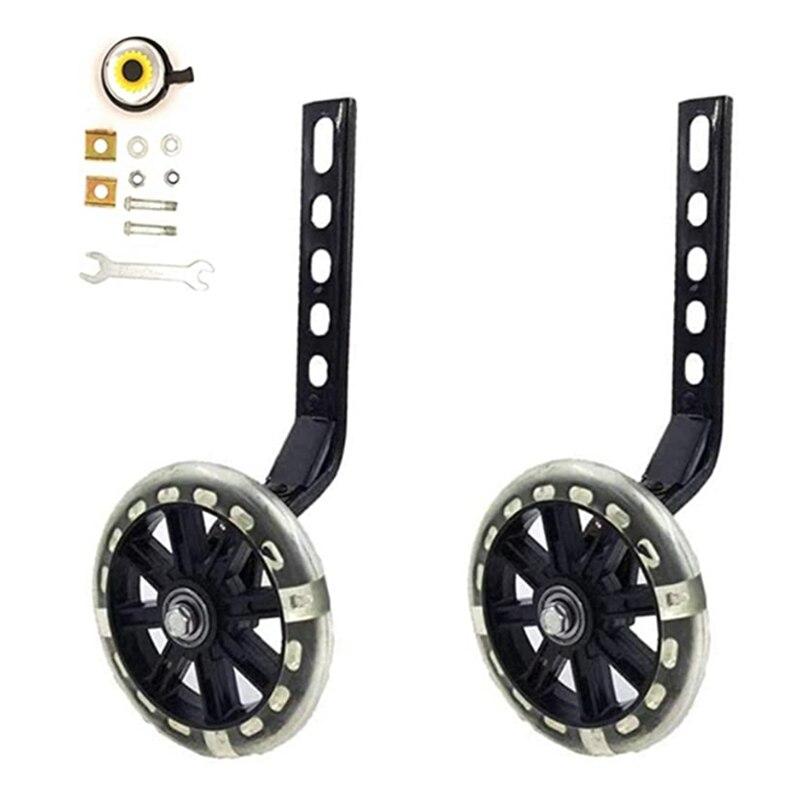 Детское Вспомогательное колесо 12 14 16 18 20 дюймов Защитное Резиновое колесо