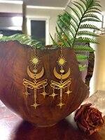 celestial dragonfly opal earringswanderlust jewelry