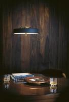 North Modern Pendant Light Loft Kitchen Design Matte Black Painting Iron Simple Style E27 220v For Decor Home Lighting Ing