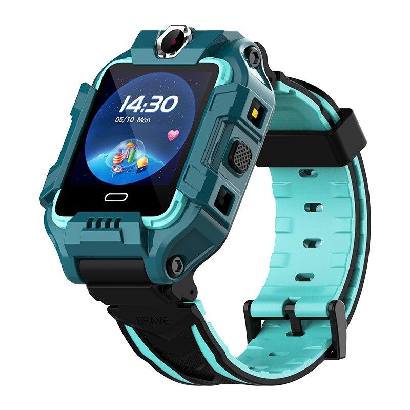 Presentes de Aniversário Gps + Wifi Bakeey Relógio Inteligente Crianças Lbs Localização Rastreamento Sos Câmera Dupla Telefone Y99a 4g