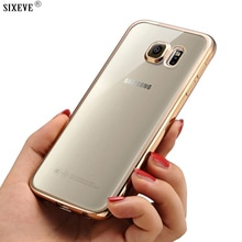 Zachte Siliconen Clear Case Voor Samsung Galaxy J7 Neo J1 J3 J5 2015 2016 2017 J2 Prime J4 J6 J8 2018 Mobiele Telefoon Cover Terug Coque