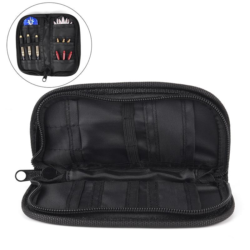 Новинка 2021, прочный черный чехол для переноски дартс, кошелек, карман, держатель, сумка для хранения, аксессуары для Дартс
