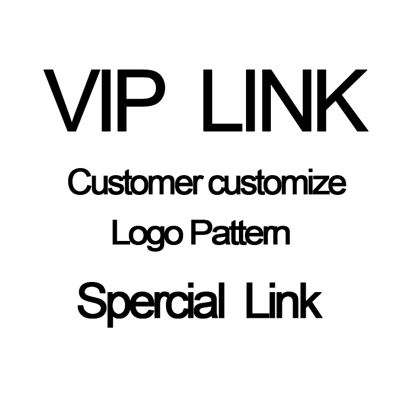Custom Kids Clothes Products Customer Customize Tops Logo Pattern Vip Link