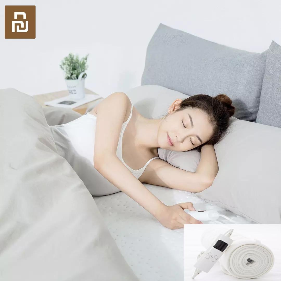 الأصلي شاومي الذكية إزالة العث بطانية كهربائية السلامة توقيت ذكي التحكم في درجة الحرارة مريحة غسل الشتاء