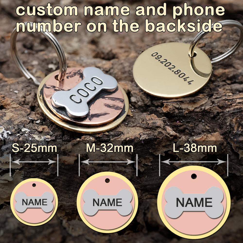 Купить с кэшбэком Personalized Dog Tag,Dog ID Tag,Dog Name Tag, Puppy Tag, Dog Collar,Custom Dog Tag,Pet Tag,Pet Gifts