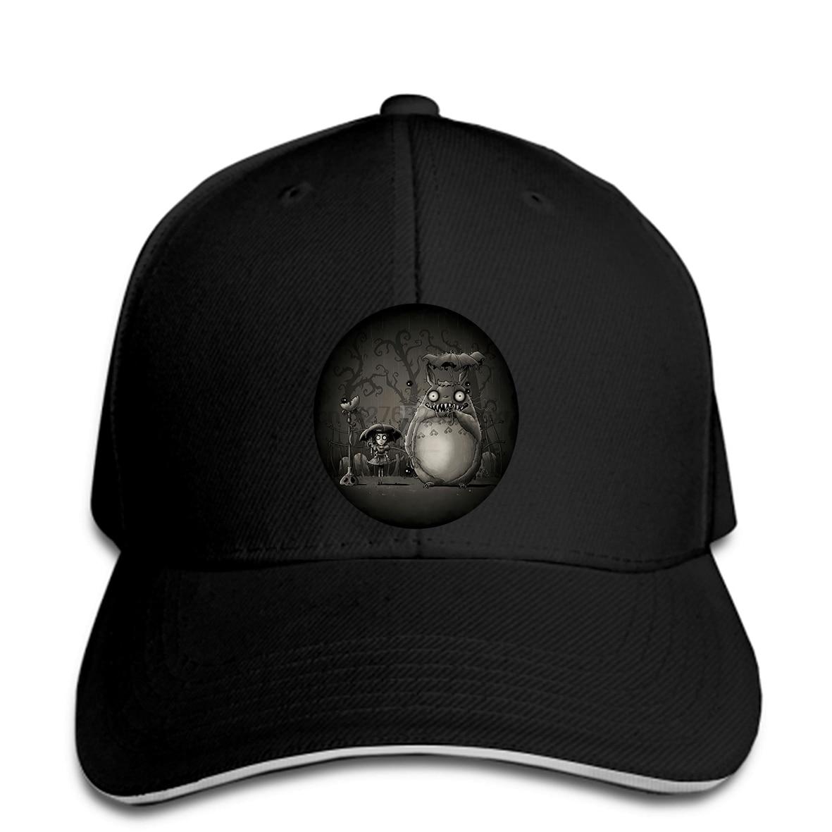 Gorra de béisbol para hombre personalizada mi espeluznante vecino Totoro Tim Lauren divertida gorra de béisbol para niños novedad t women1
