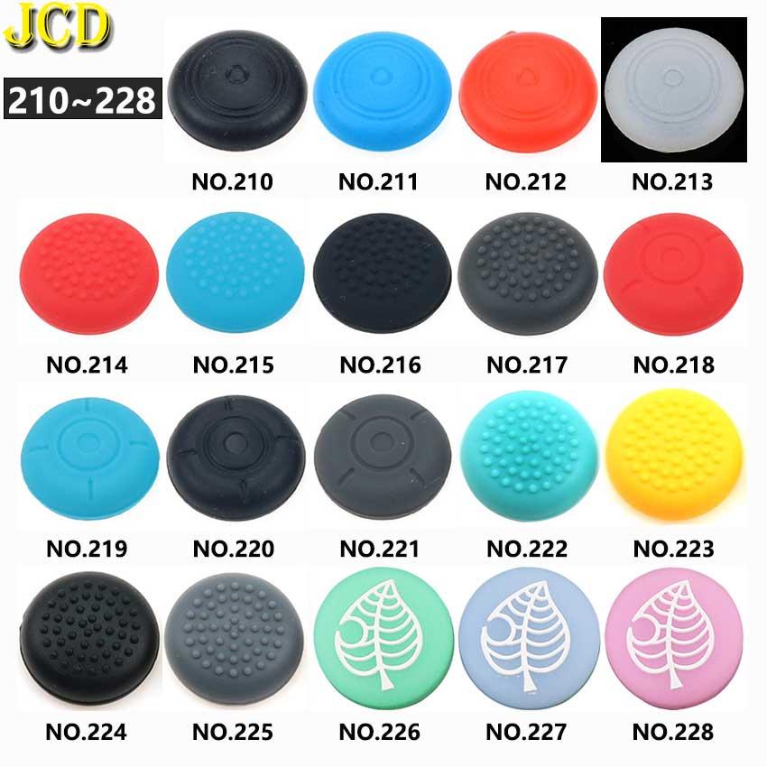 JCD-Thumb Stick analógico de silicona, 1 Uds., tapas para interruptor, mando Joy-Con,...