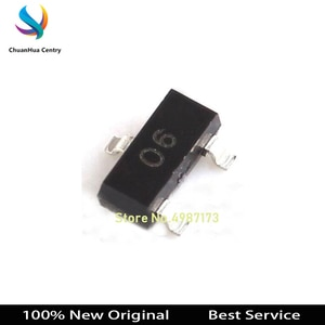 20 Pcs/Lot PMBS3906 w06 t06 SOT23 100% New Original In Stock