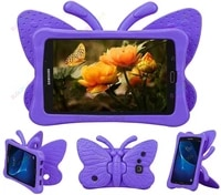 butterfly eva case for samsung galaxy tab a 8 0 2019 t290 t220 p200 non toxic eva wings stand for galaxy tab a7 10 4 t500 t505
