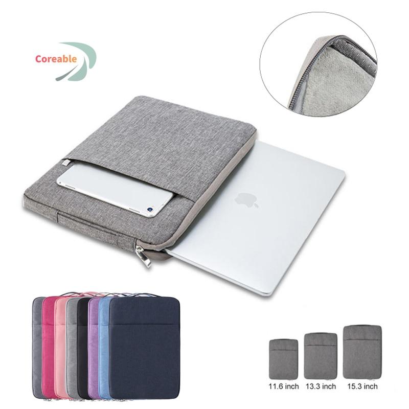 Tablet Bag for Notebook Bags waterproof Computer Bag for Macbook Air Pro 10 11 13 14 15 15.6 Inch La