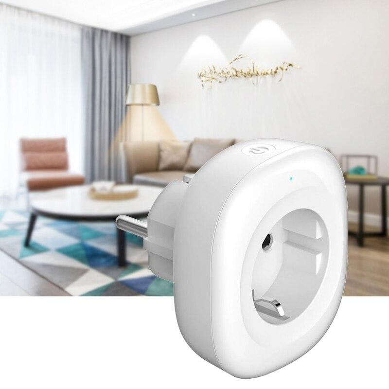 controle remoto casa inteligente wifi adaptador de tomada de energia sem fio temporizador