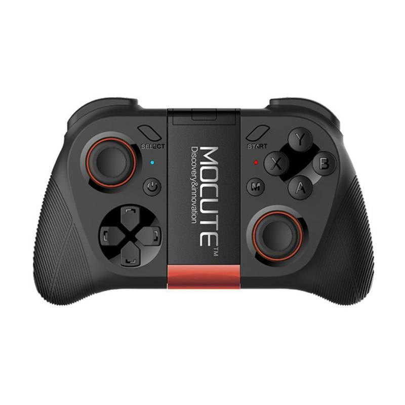Mocute 054 Bluetooth-совместимый геймпад мобильный Джойстик Android джойстик беспроводной контроллер VR планшетный ПК телефон умный ТВ игровой планшет
