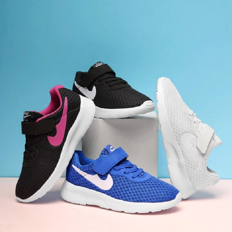 Kids Air Sports Shoes Running Children Trainers Boys Girls Shoes School Sneakers Martin Boots Shoes