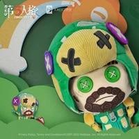 anime game identity v fairy tale kurt frank mr turtle cosplay plush stuffed dolls throw pillow change suit plushie toy diy gift