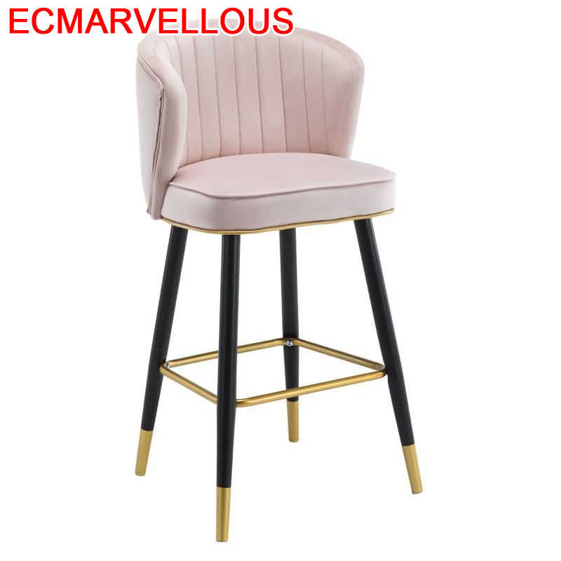 Барный стул, промышленные чулочно-носочные изделия, современный силуэтный стул, барный стул