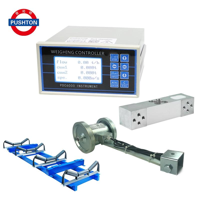 Precios baratos del instrumento controlador de pesaje de transporte de correa