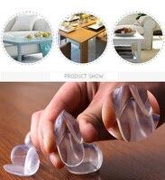 Силиконовые защитные накладки на углы стола для безопасности детей #5