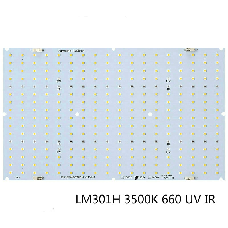 Led Lights Quantum Board Complete Kit 120W Samsung LM301H 3000-4000k Full Spectrum Pre-Assembled Led Lamp Phytolamp Plant Indoor enlarge