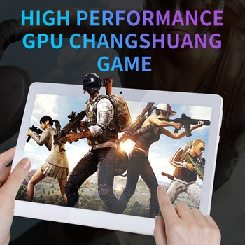 Original genuine 10 core 4+64G Android 8.0 10-inch tablet computer suitable for office game computer portable