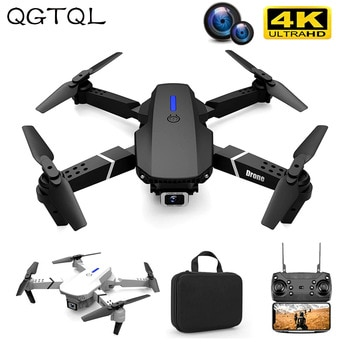 E525 Professional Mini WIFI HD 4k Drone With Camera Hight Hold Mode Foldable RC Plane Helicopter Pro Dron Toys Quadcopter Drones