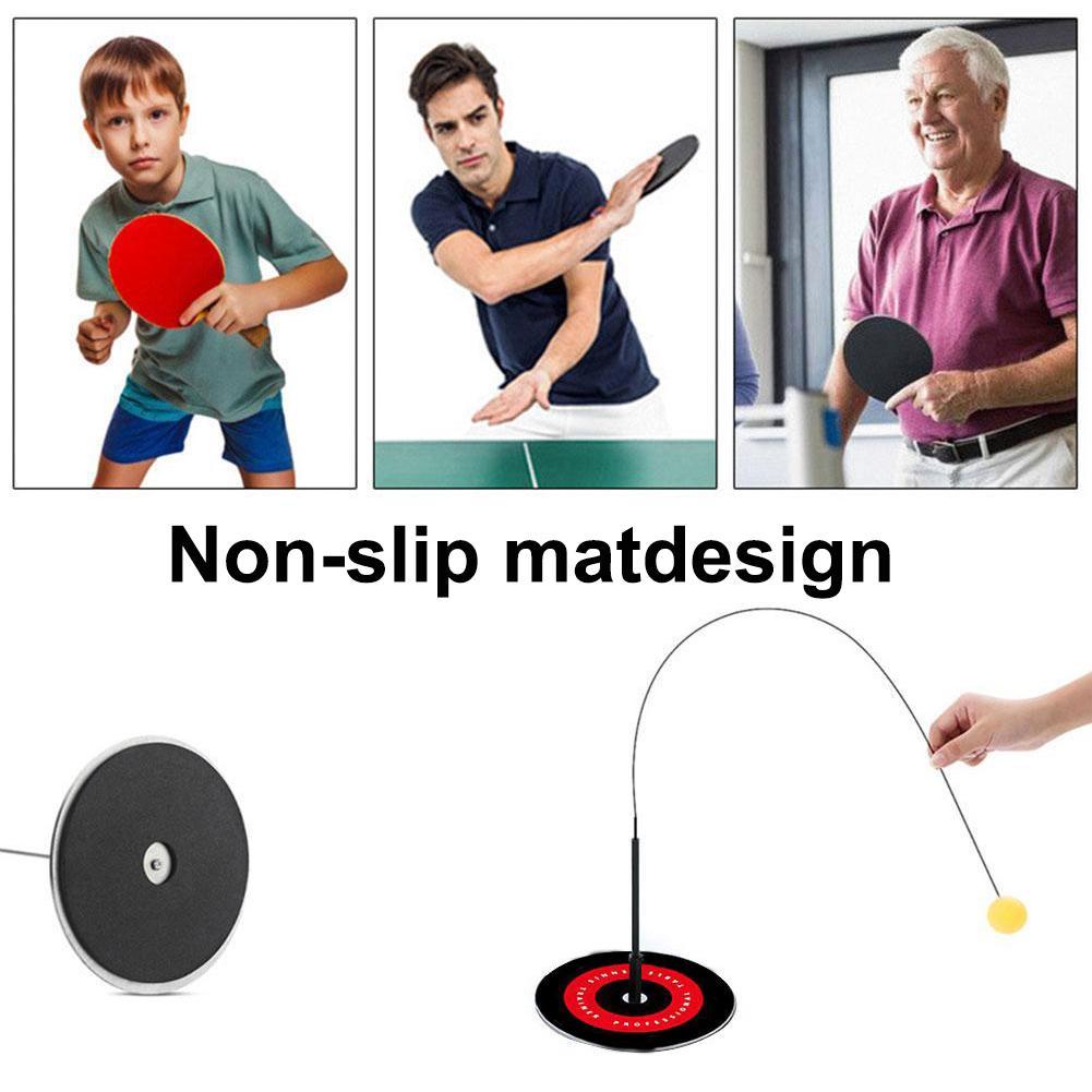 Professional Pingpong balls Table Tennis Training Robot Rapid Rebound PingPong Ball Table Tennis Trainer