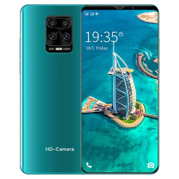 New Mobile Phone Note 9 Plus 6.1 inch 4800 Battery 8+13MP Camera Global Version Smartphones 6G 128GB Unlocked Android Phone