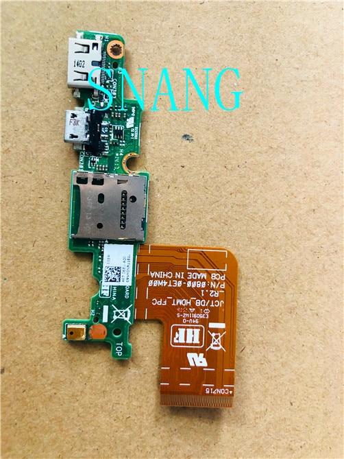 Para Cargador Micro USB y HDMI para DELL Venue 11 7130 Pro...