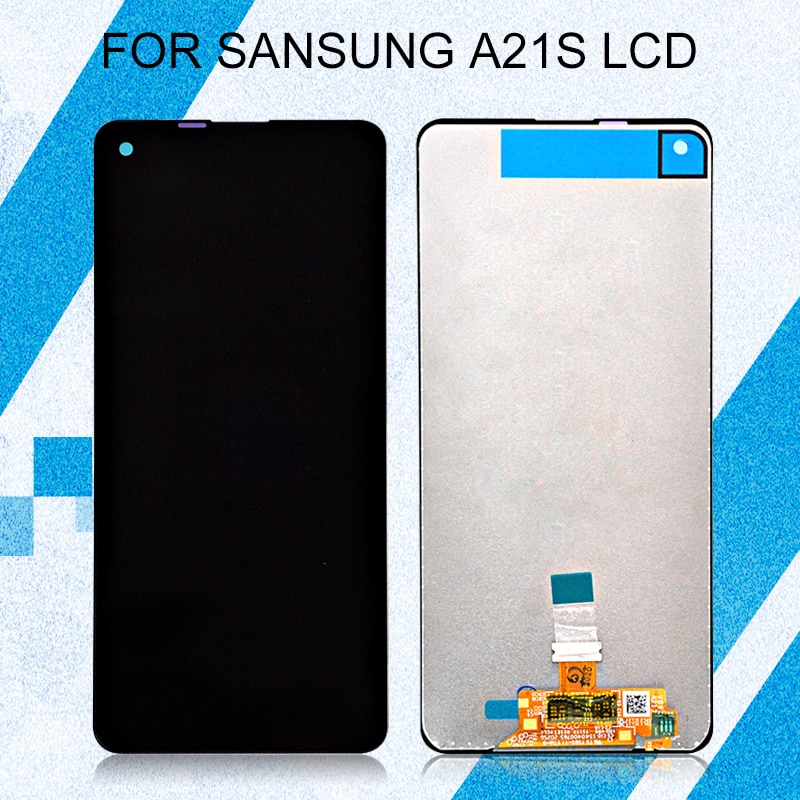 Catteny para samsung galaxy a21s lcd screen display toque digitador assembléia SM-A217M a217n a217f lcd substituição a217f