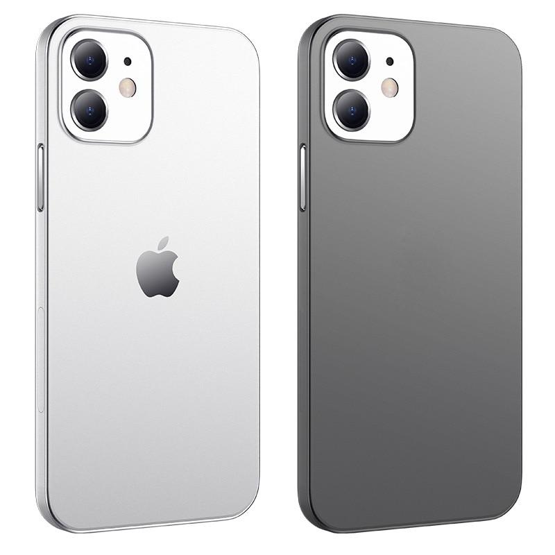 Hoco/HOCO IPhone12 funda de teléfono mo sha pp resistencia a la caída carcasa de protección Apple 12 funda de teléfono ultradelgada
