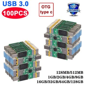 memory USB 3.0 flash drives 4GB 8GB 16GB 32GB 64GB 128GB short long board Udisk semi-finished chip pendrive Factory wholesale