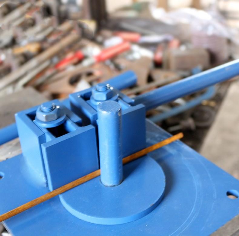 ماكينة ثني فولاذ دائرية, جهاز ثني أسلاك الفولاذ ، جهاز ثني يدوي فولاذ مقاوم للصدأ