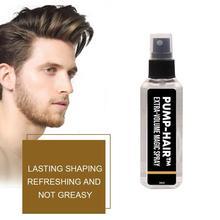 Spray coiffant pour hommes et femmes, 30/100ml, poudre volumisante, pour cheveux, texture, style, doux, naturel, T5T4