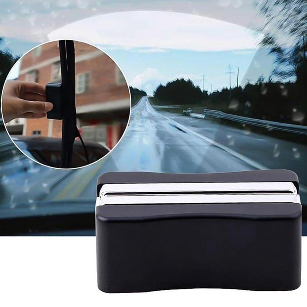 Black Car Wiper Cutter Refurbish Repair Tool Fit For Windshield Windscreen Wiper Plastic Cleaner Car Wiper Blade Repair Tool