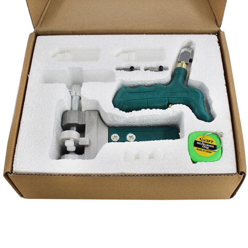 Handheld glassnijder, handgreep tegelsnijder