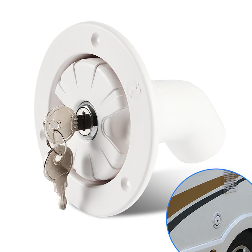 Резиновый Герметичный дозатор для пресной воды, аксессуары для домов на колесах, лодок, домов на колесах