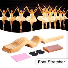 Bale ayak sedye elastik streç bant kemer bale dans Instep çekme askısı ile bale gerginlik Fitness egzersiz malzemeleri