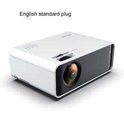 LEVOU MINI Projetor AN10 Resolução 720P Projector de vídeo Portátil 3D Opcional WIFI Android Projetor de Cinema Em Casa