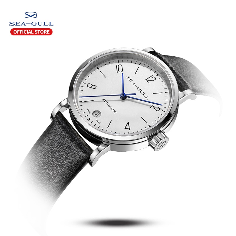 Seagull ladies watch automatic mechanical watch official authentic seagull mechanical watch leisure business watch 819.17.6091L enlarge