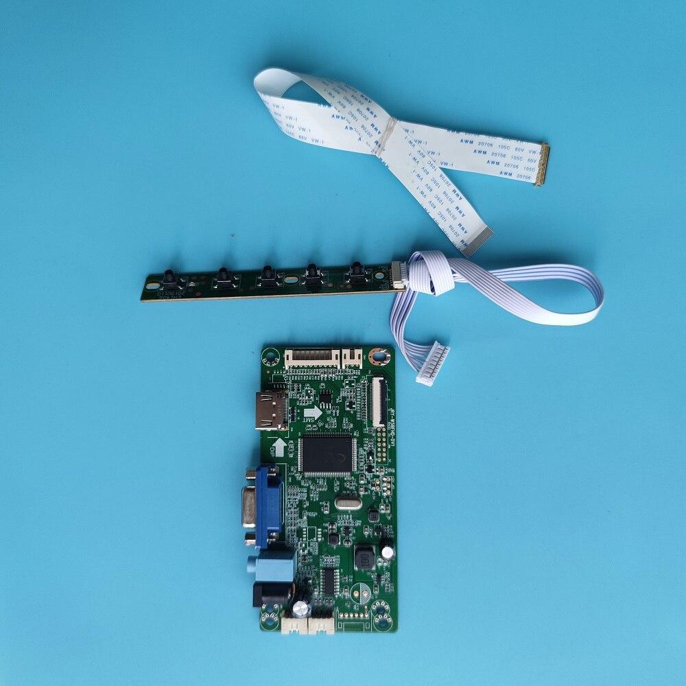 لوحة تحكم LED EDP EDP HDMI متوافقة مع M133NWN1 R3 13.3