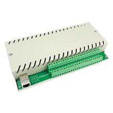 16 Gang Netzwerk Ethernet TCP IP Relais Control Diy Schalter Modul Smart Home Automation Fernbedienung Sicherheit Alarm Domotica