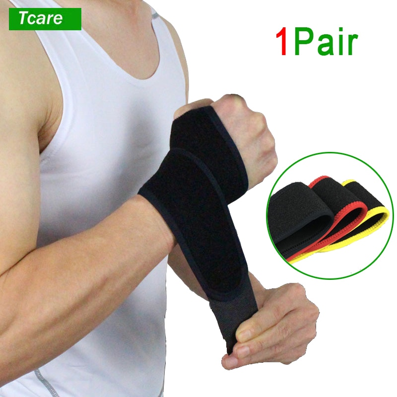 tcare reversible sports wrist brace thumb stabilizer adjustable wrist support wrap volleyball badminton basketball weightlifting Tcare Wrist Brace Wraps Support Adjustable Straps Fits for Carpal Tunnel Volleyball Badminton Tennis Basketball Weightlifting