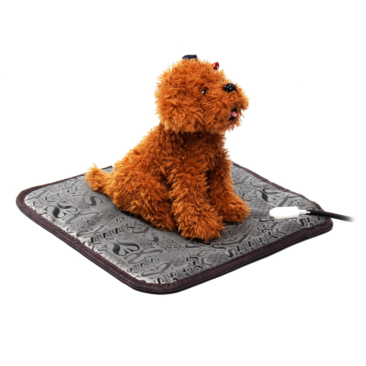 waterproof electric heating pad heater warmer mat blanket for pet Thermostat Pet Electric Blanket Pet Dog Cat  3-speed Electric Heating Pad Winter Warmer Carpet for Bed Animals Electric Blanket