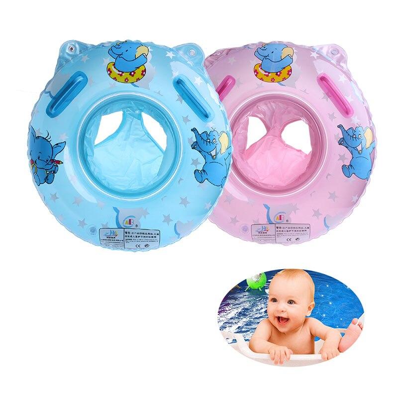 Flotador de juguete para niños y bebés con asiento suave, anillo para nadar, ayuda para la piscina, flotador de playa, flotador de asiento