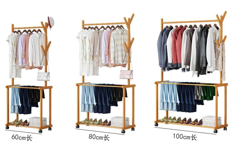 Multipropósito móvil Hatstand perchero estante del zapato pantalones ropa árbol abrigo rack