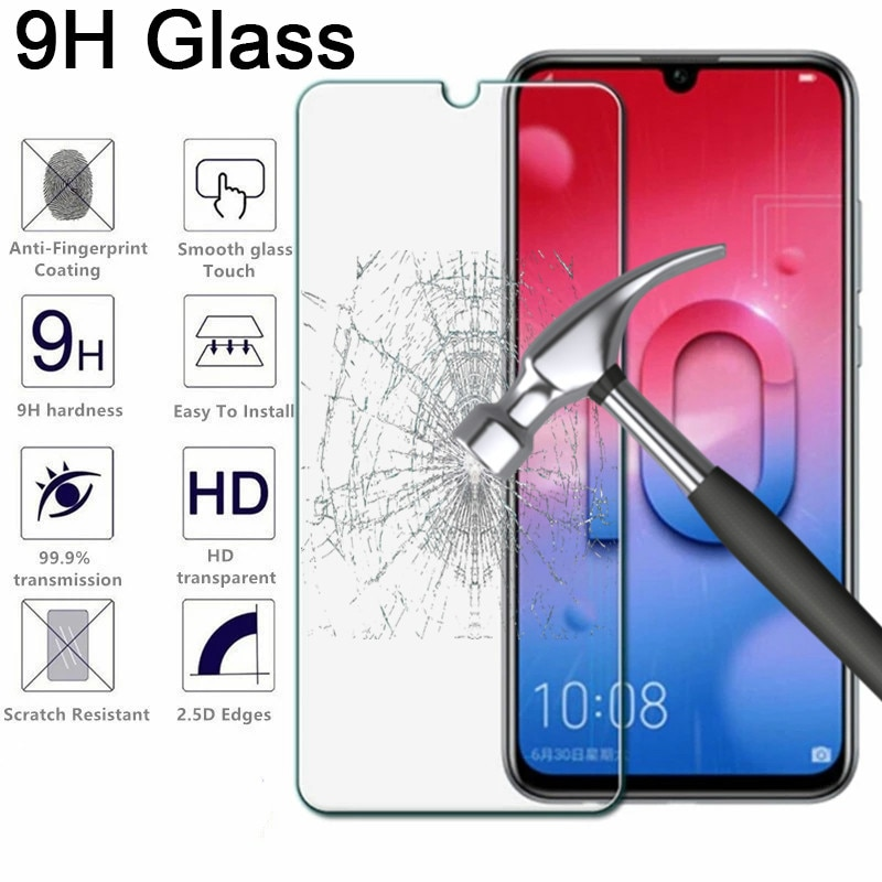 9H Schutz Glas Auf Ehre 7C 6C 5C 4C Pro 3C 9H Toughed Gehärtetes Glas Für Huawei Ehre 7C Aum L41 LND L29 Screen Protector