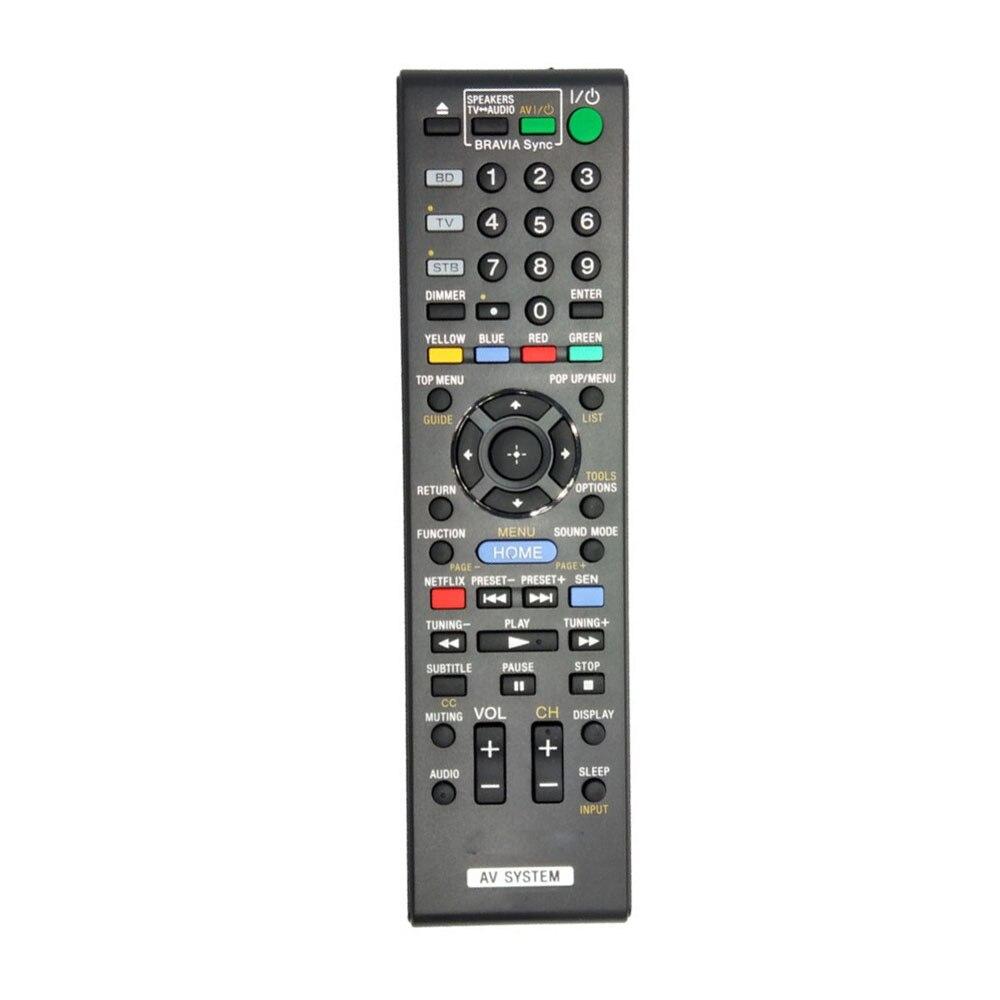 Control remoto de repuesto para Sony HCD-E300 BDV-N890Z BDV-E780W HBD-E980W DVD sistema de cine en casa